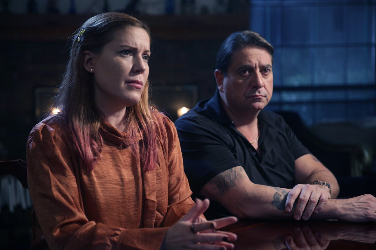 This Friday at 10pm/9c on @travelchannel, @amyallantdf and @stevedischiavi help a family whose home is overrun with violent paranormal activity. #DeadFiles<br>http://pic.twitter.com/iyfP4Y96jD