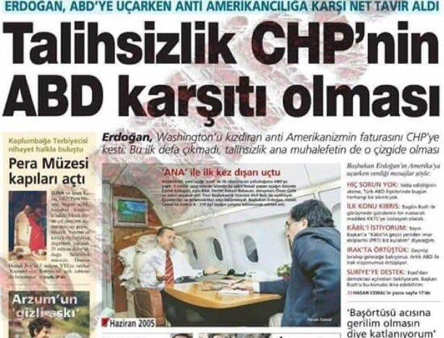 ABC Gazetesi's photo on Erdogan