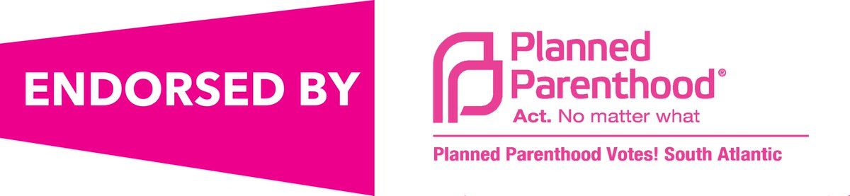 I am proud to announce that our campaign has been endorsed by @PPSATSC. Women&#39;s healthcare is a decision that needs to be made by a woman and her personal physician. Government need not be a part of the equation. #WomensHealth #WomensRights<br>http://pic.twitter.com/y6PabxwQOn