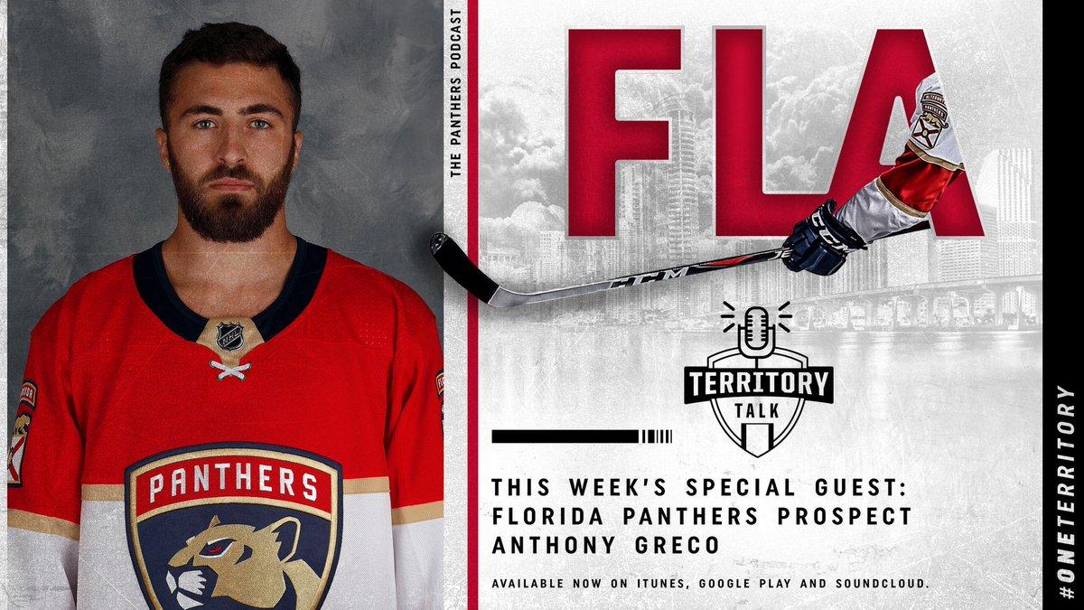 .@ThunderbirdsAHL Anthony Greco joins the latest installment of #TerritoryTalk   Listen now:  http:// bit.ly/TT_Aug15  &nbsp;  <br>http://pic.twitter.com/RGcHfKqgSu