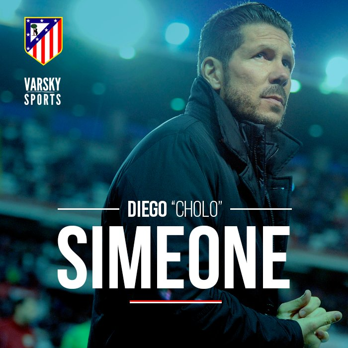VarskySports's photo on Simeone