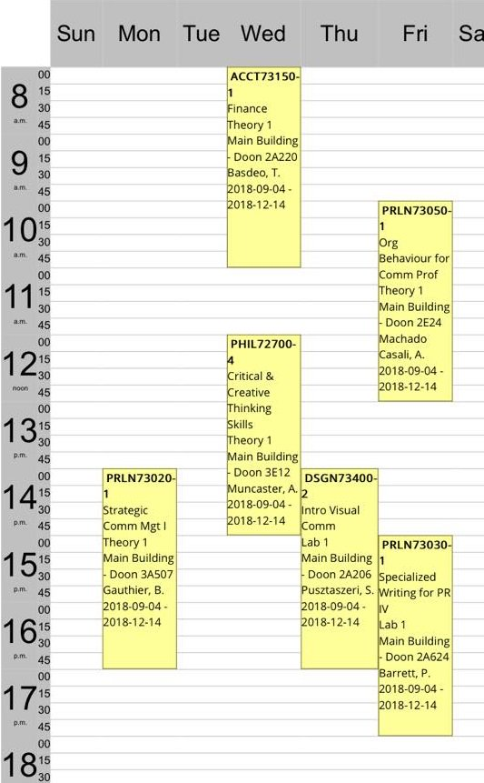 Don&#39;t forget to checkout your @ConestogaC timetables! They can be found in your Student Portal under the Calendar tab:  https:// studentportal.conestogac.on.ca/StudentPortal/ Default.aspx?mgid=0&amp;smid=0&amp;ssmid=0 &nbsp; …  #ConestogaBiz #ThinkConestoga <br>http://pic.twitter.com/3UhEvbqwS4