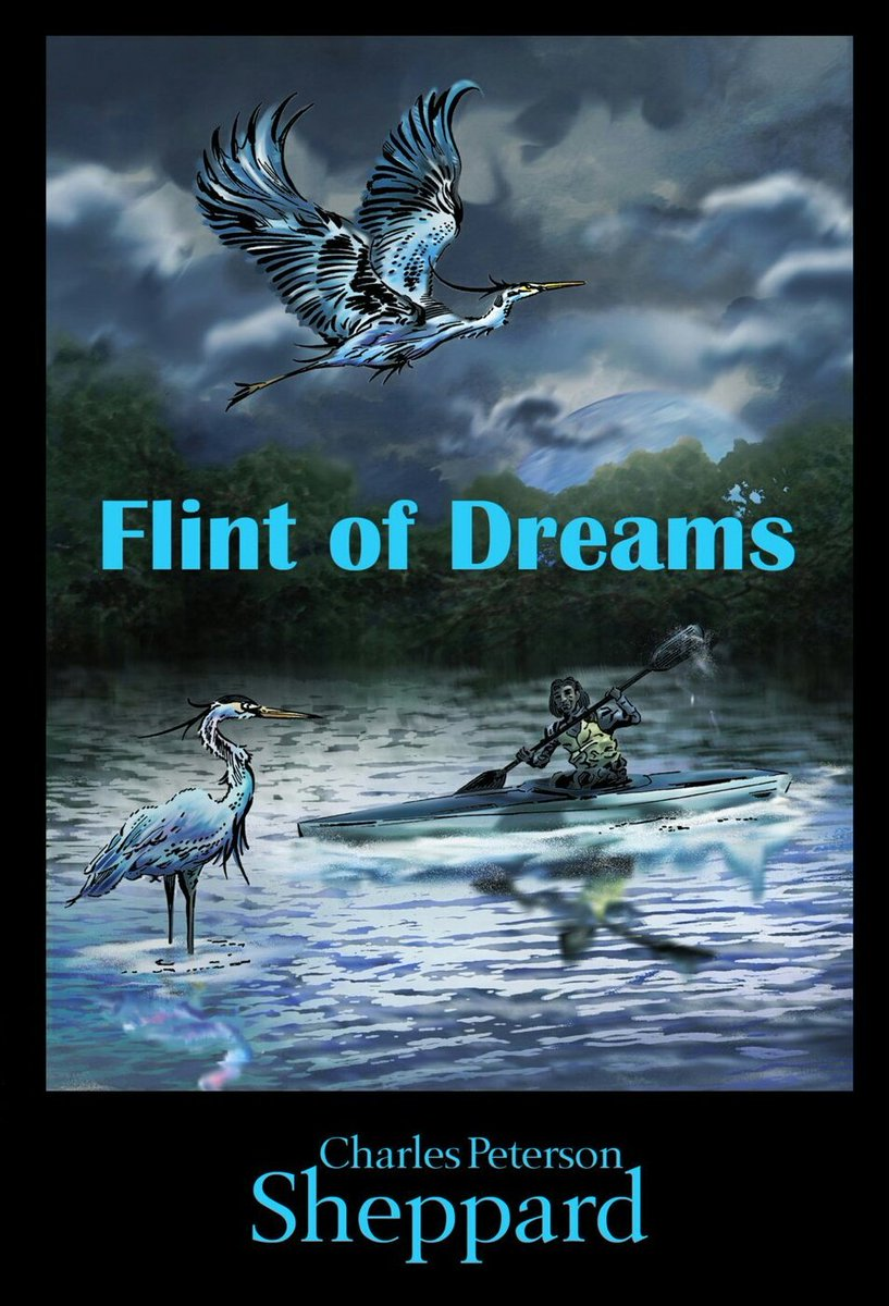 Flint of Dreams    A spirit-minded thriller With a villain straight out out of your worst nightmares!  https://www. amazon.com/Flint-Dreams-C harles-Peterson-Sheppard-ebook/dp/B01HJH82WY &nbsp; …  #paranormal #dreams<br>http://pic.twitter.com/Q3kev7MG34