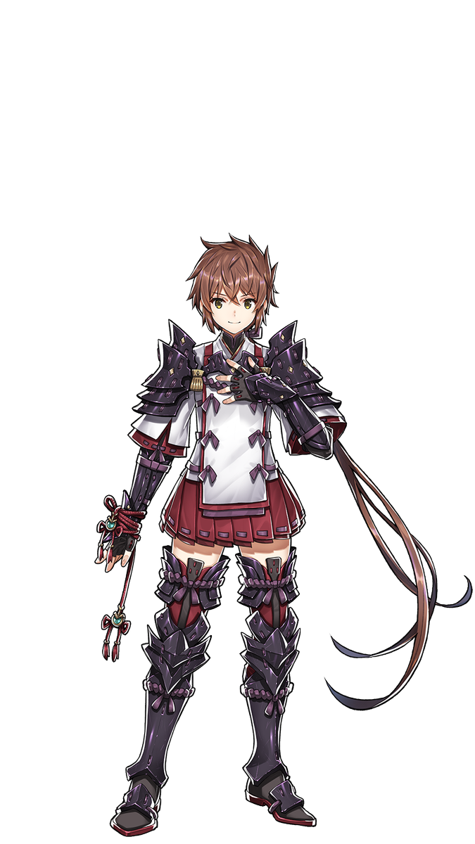 In #XenobladeChronicles2: Torna ~ The Golden Country, Lora is Jin's Driver. They've been friends since they were children, so their bond is very close. Because of the devastation of the Aegis War, Lora makes her living as a mercenary.   https:// xenobladechronicles2.nintendo.com/torna  &nbsp;  <br>http://pic.twitter.com/bSlK3xuwUt