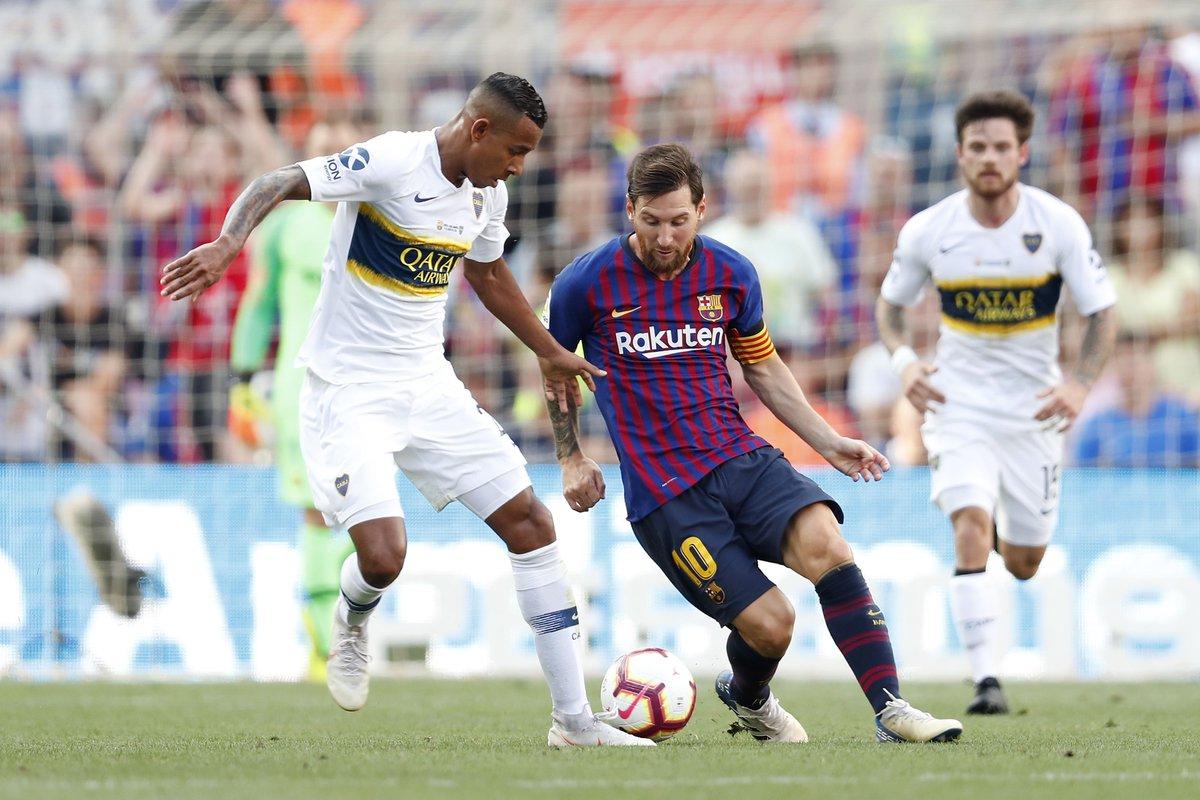 Balón Dividido's photo on Messi