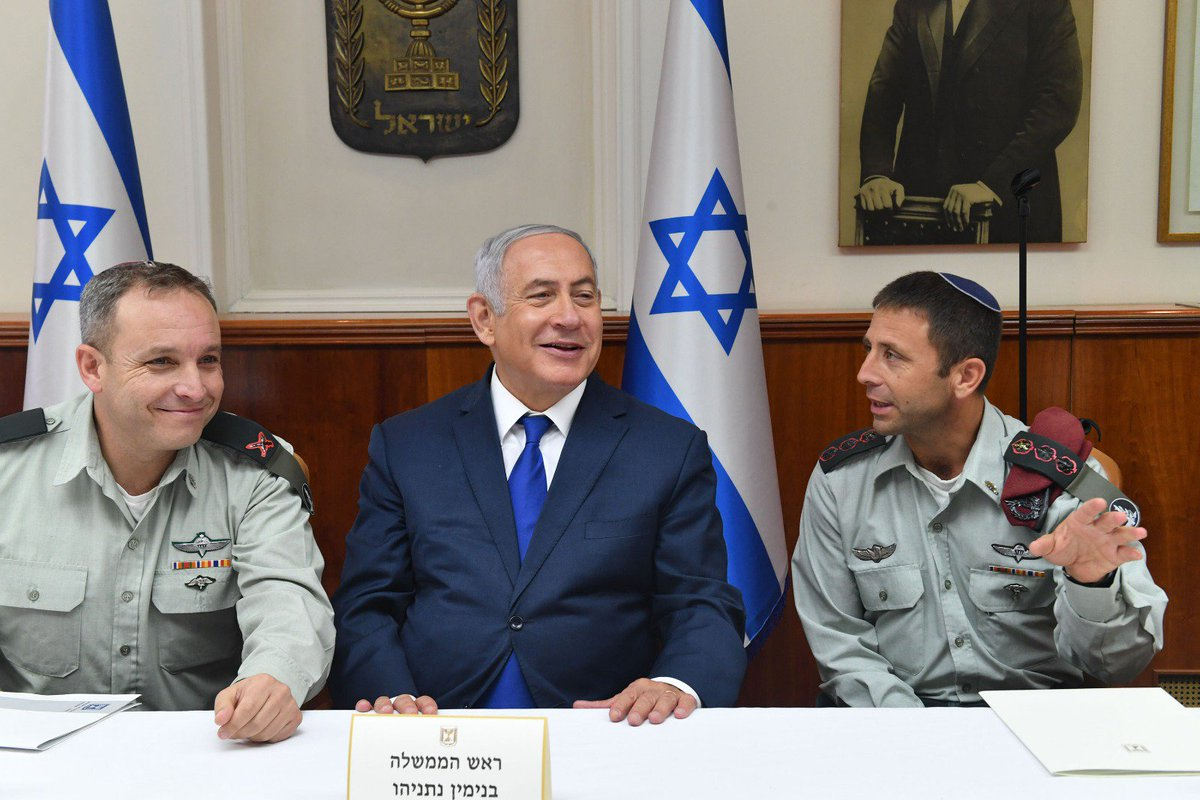 The changeover ceremony for the position of Prime Ministers Military Secretary was held today. PM Netanyahu: The post of military secretary is much more essential than the public is led to believe and has become far more essential over time. goo.gl/MsHskR