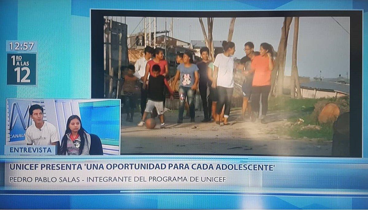 test Twitter Media - EN VIVO en @canalN_ : Pedro Pablo y Patricia, adolescentes de #Ucayali y #Loreto son entrevistados sobre lo que opinan las y los adolescentes en estas elecciones. https://t.co/jlNp5M9Lv2