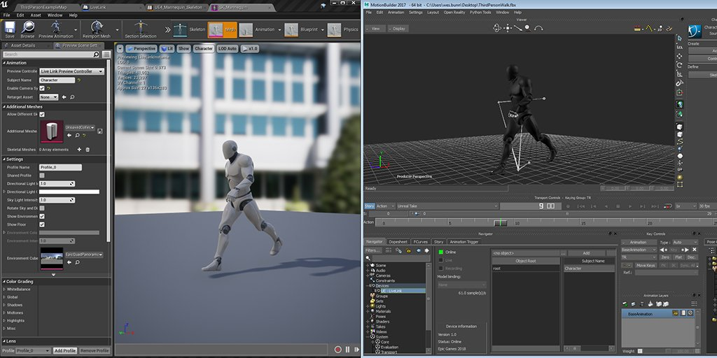 Free Characters For Ue4
