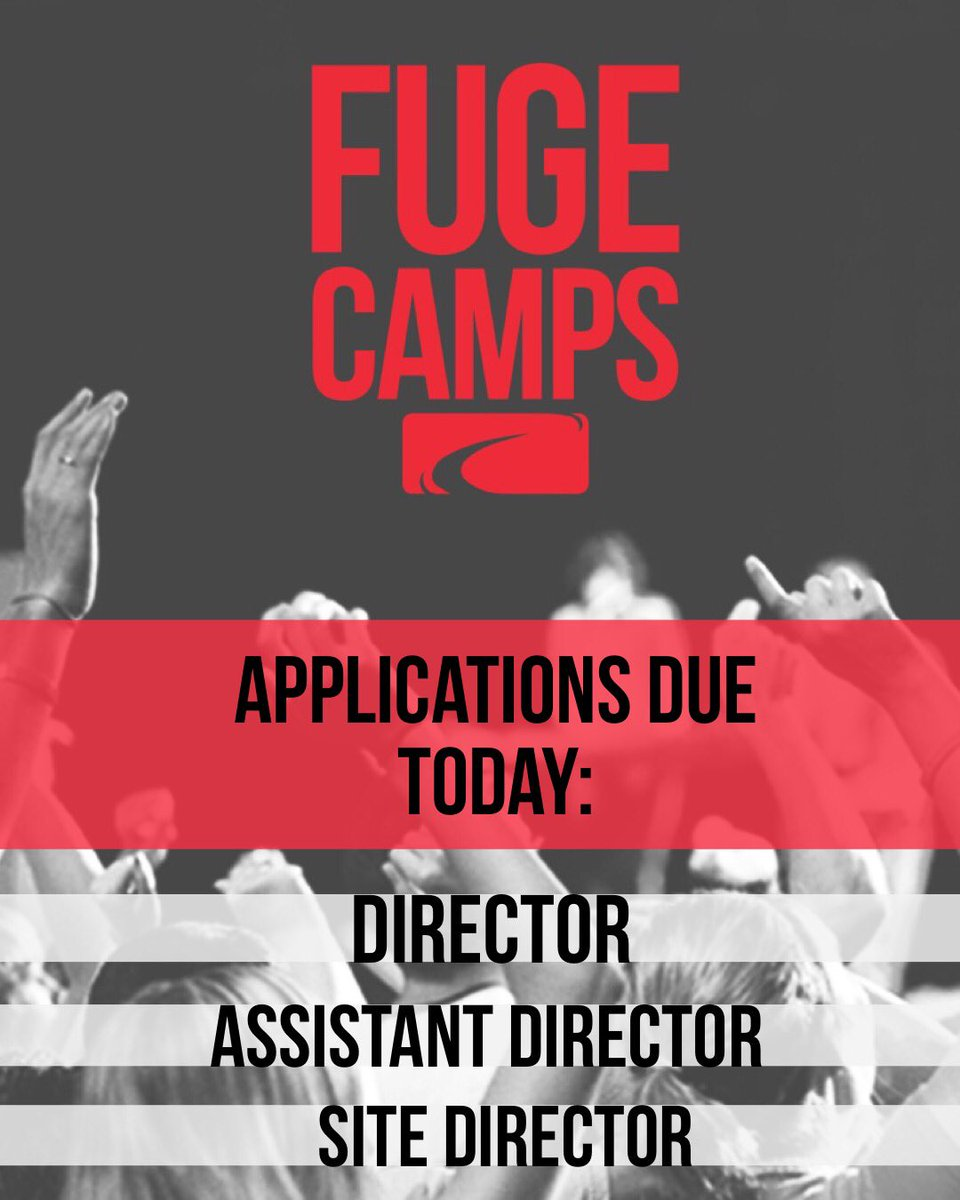 test Twitter Media - Returning Staff: If you're applying for Director, Assistant Director, or Site Director, get your application in today!  You will receive an email w/follow up questions, and will be contacted if you are selected for an interview. https://t.co/TeelosrfBD https://t.co/UrAZidneZR