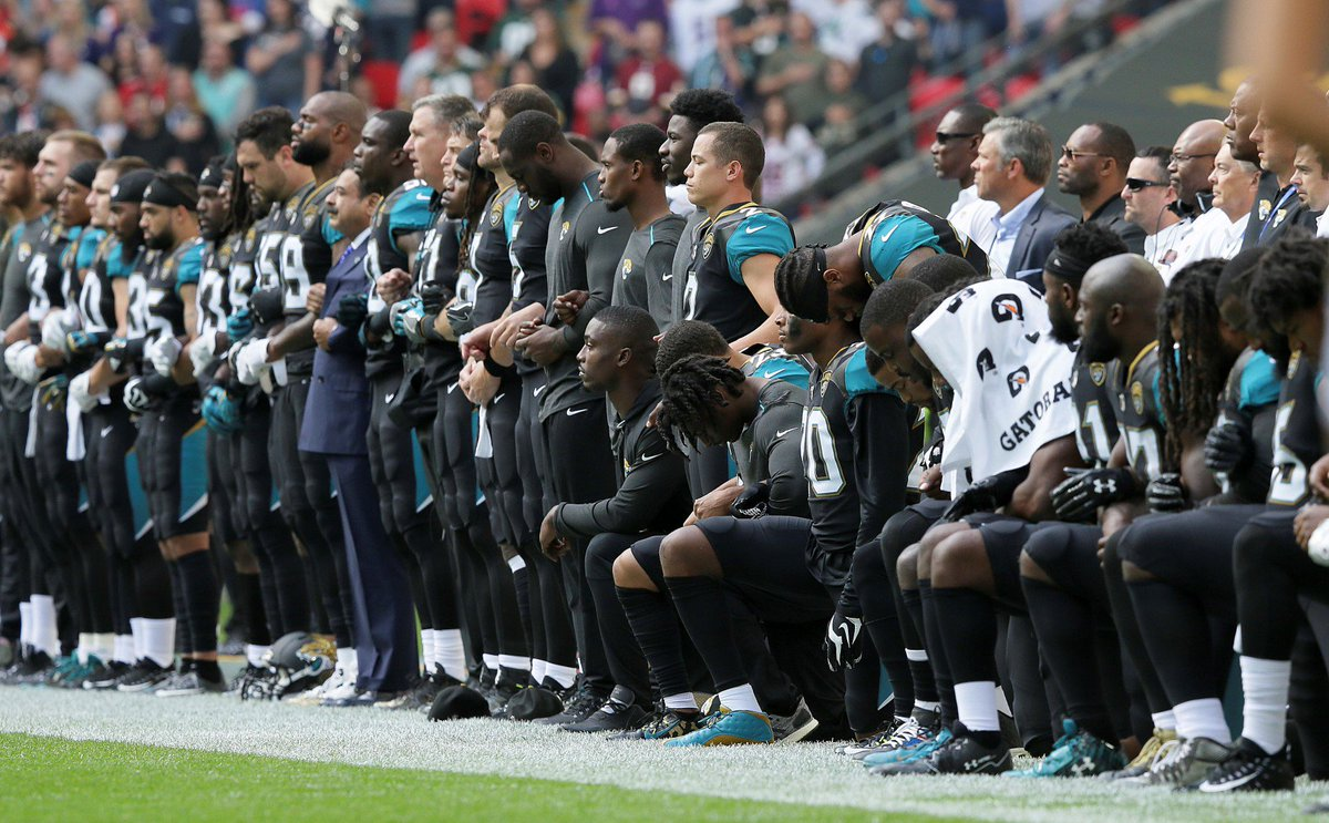 Floridians are leading the call for an NFL boycott, study shows  http:// bit.ly/2KXttWS  &nbsp;   via @DrewWilsonFL #FlaPol<br>http://pic.twitter.com/uGeq5XE2gB