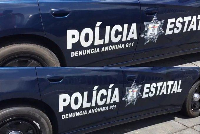 Encuentran UN ERROR en los rótulos de las nuevas patrullas del # NO, ¡MENOS!... COMO DOS ERRORES @ ¿Fueron más? 🤔 Póngale CERO @alfredodelmazo Jajajaja 😂 🤣 ¡NeoArdillas no los veo dando RT! #FelizMiércoles --- AMLOve --- 🤣👇 Photo