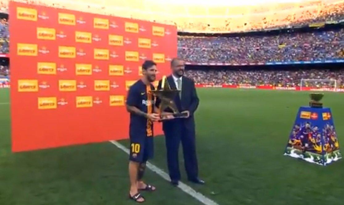 DEPORTV's photo on Messi