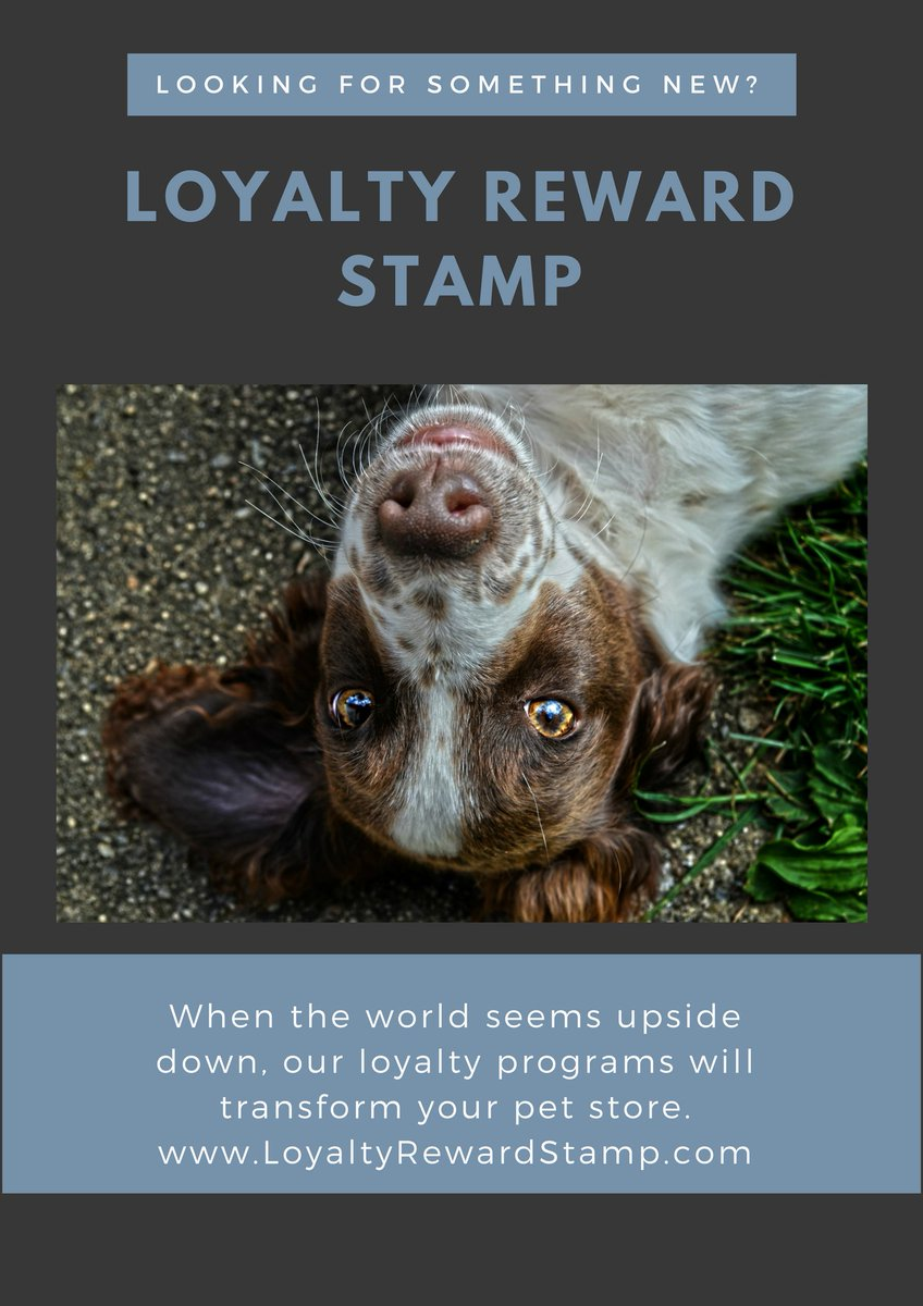 We help local #petstores increase their #MarketingStrategy with  http:// LoyaltyRewardStamp.com  &nbsp;   #pets #petshop #dogs #cats #smallbusiness #smallbusinessmarketing #petsupplies<br>http://pic.twitter.com/b19C0jVjkO