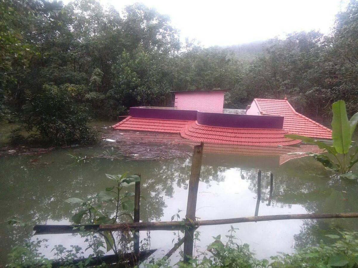 Flood situation in Kerala worsens!