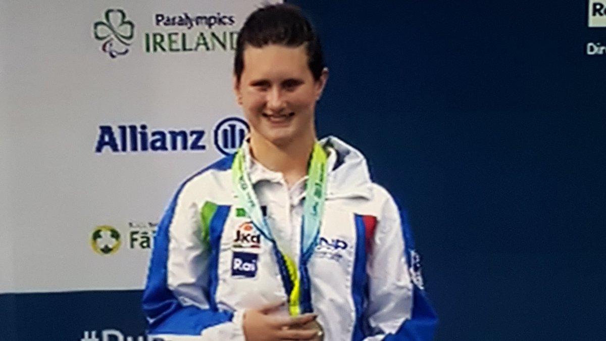 Super BRONZO per Martina Rabbolini nei 400 sl agli Europei di Dublino!!Fieri di te! #EuropeanChampionships  #Dublin2k18  - Ukustom