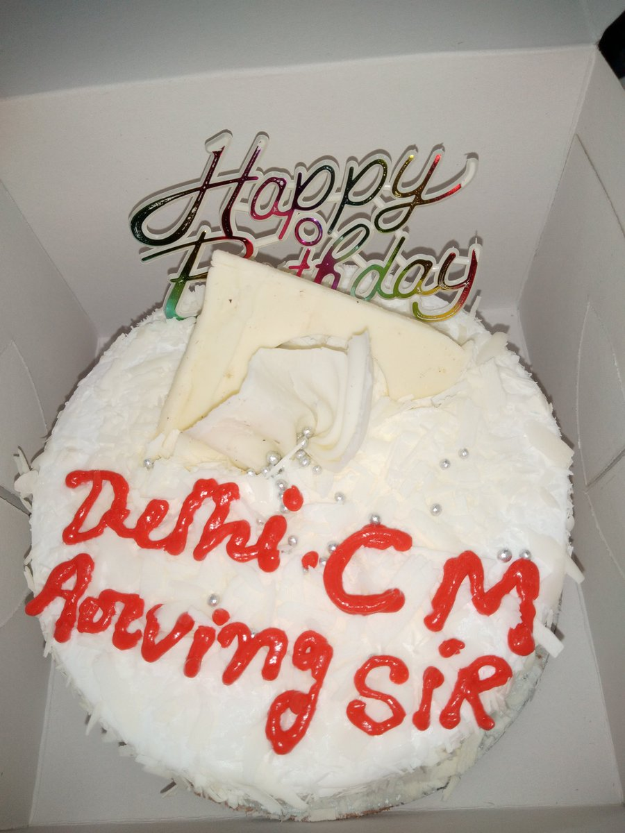 Happy Birthday My Hero My Inspiration @ArvindKejriwal Sir God Bless U SirJi #HappyBdaykejriwal<br>http://pic.twitter.com/Hbh05qMxSX