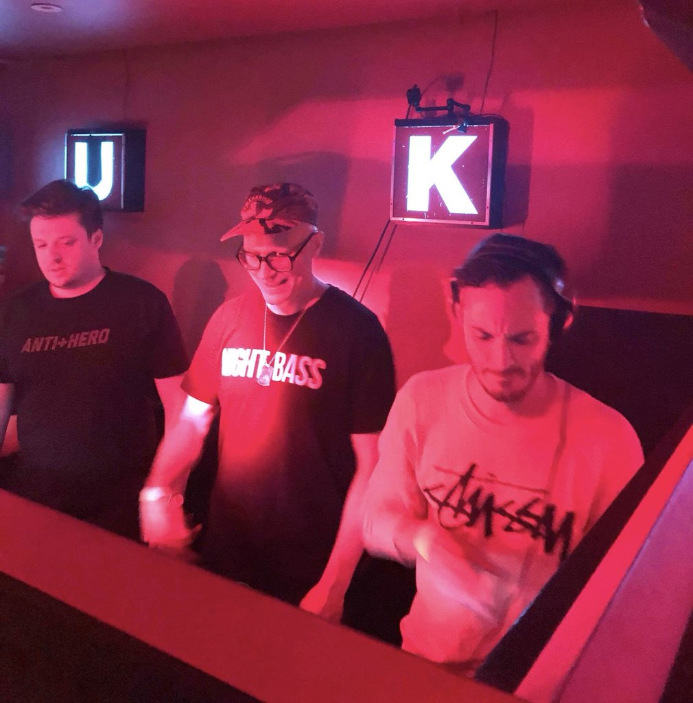 UKF On Air x @nightbass is in session with @shiftk3y B2B @riddimcomm    Watch live:  https:// ukf.me/NightBass_Lond onLive &nbsp; … <br>http://pic.twitter.com/ow7qXhGmPe
