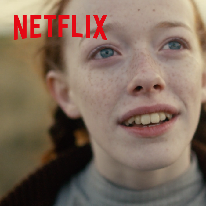 Netflix Brasil's photo on #AnneWithAnE