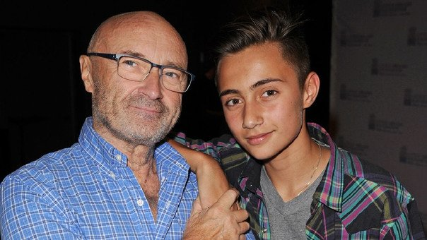 Phil Collins podría reunir Genesis con su hijo en la batería: https://t.co/qiq1VE5on8. https://t.co/VamD317QA0