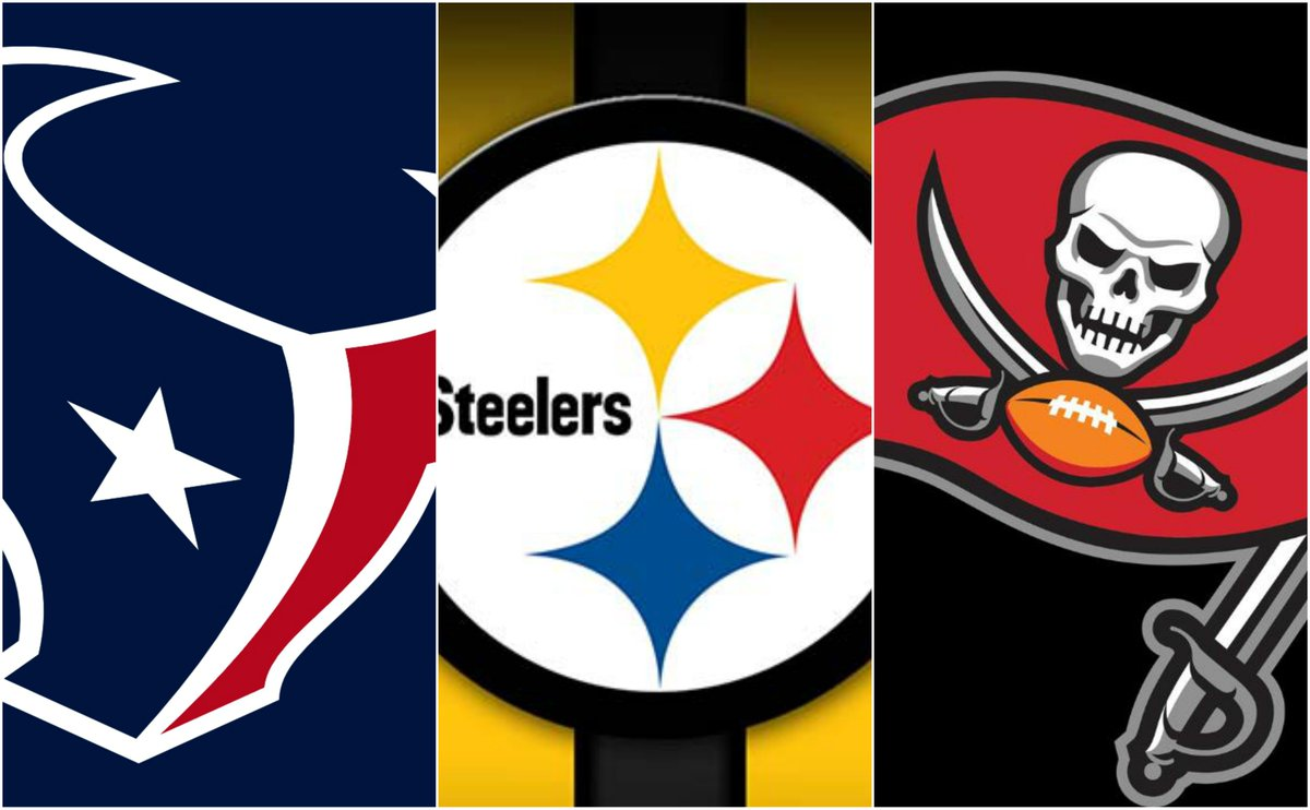 S/o to the @HoustonTexans , @steelers , and @Buccaneers for visiting Coo Falls this morning to check out our student-athletes!! #WinnersWin<br>http://pic.twitter.com/Ud8lwd5u4e