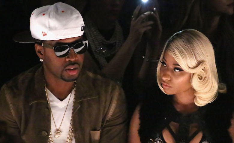 Nicki Minaj and her ex Safaree got into a heated fight on Twitter last night: https://t.co/ne2l4rX5Yo 👀