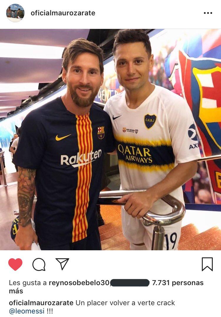 Planeta Boca Juniors's photo on Messi