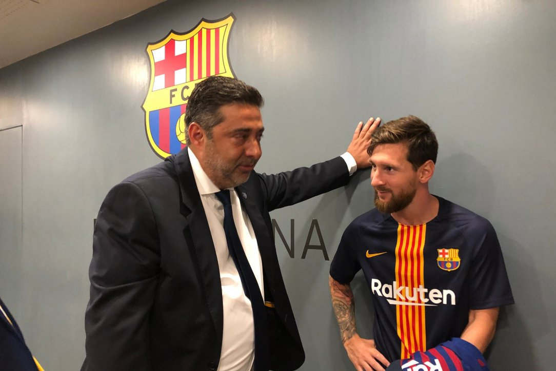 ipo's photo on Messi