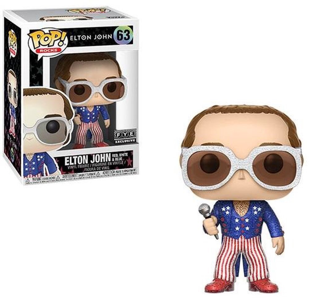 Let's give this Elton John FYE exclusive @OriginalFunko Pop away. Just let us know your favourite ever movie soundtrack. We will pick one winner at random and announce the winner tomorrow. Looking forward to reading the responses. #soundtrack #funko #prize #competition<br>http://pic.twitter.com/tqNNzSBGJr