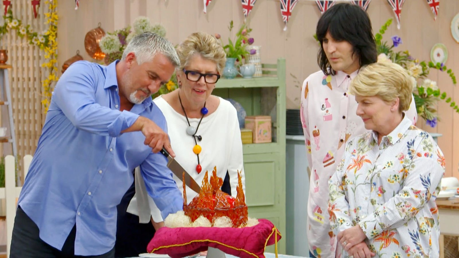 The Onion's Guide To 'The Great British Baking Show' https://t.co/Vd8mQBmrqZ https://t.co/Eap5nUWqqX