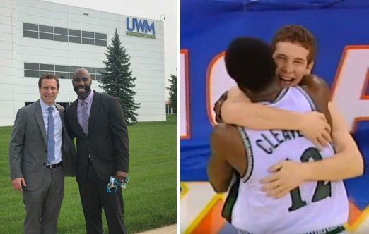 Mat Ishbia On Twitter It Was Exciting To Have My Great Friend Former Msu Teammate Mateen Cleaves Join Us At Uwmeasy This Morning He Delivered An Awesome Message With Some Valuable Takeaways