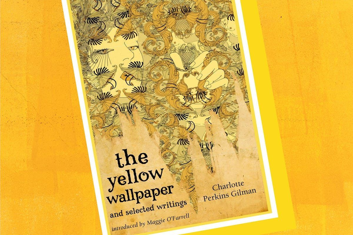 Why every woman should read the feminist short story The Yellow Wallpaper https://t.co/ed8AObDmuc @LucyMangan #Stylistturnsyellow
