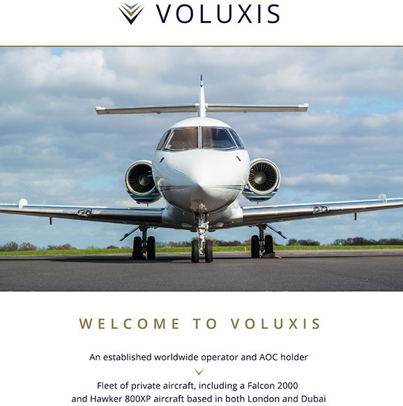 Welcome to @voluxis - established worldwide operator and AOC holder w/fleet of private aircraft - #Falcon2000 and #Hawker800XP based in #London and #Dubai! Contact them for your next charter at  http:// ow.ly/o6kK30lpVXm  &nbsp;    #bizjet #bizav #privatecharter #charterjet #privateaviation <br>http://pic.twitter.com/4vufE8RSPT