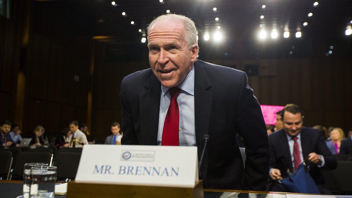 + Trump entzieht Ex-CIA-Chef Brennan Sicherheitsgenehmigung https://t.co/LalKZOAbRk