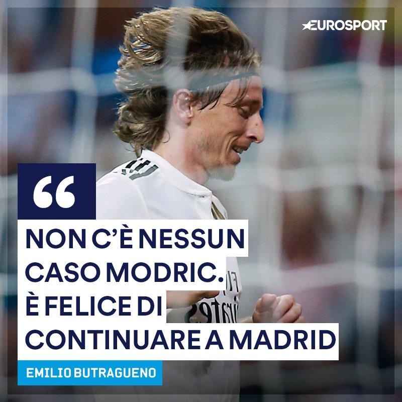 #Calciomercato Emilio Butragueno spegne in maniera definitiva la suggestione di mercato #Modric - #Inter  https://bit.ly/2Mo8OjD  - Ukustom