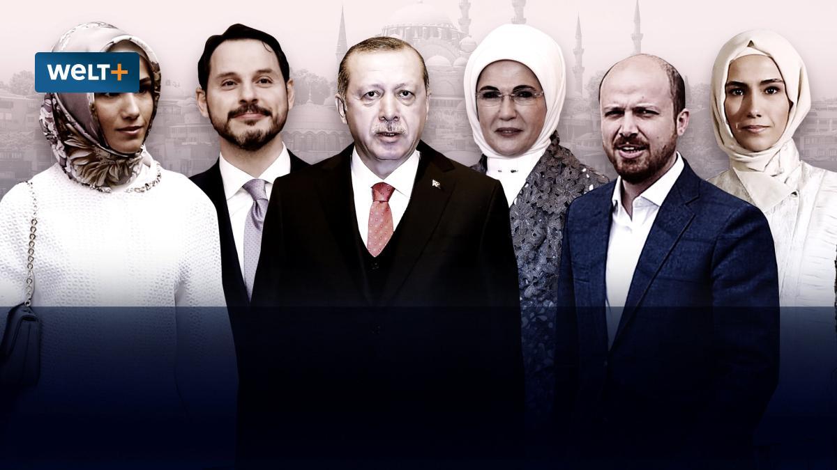Der Erdogan-Clan: Eine Familie und ihr Staat https://t.co/ENvyOf7Lf2