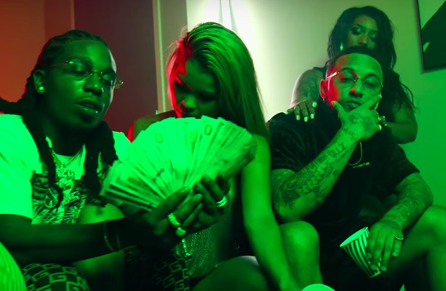 "New Video: @KirkoBangz Feat. @torylanez & @Jacquees ""Work Sumn"" https://t.co/3tqhvE5SQN  https://t.co/n9QqIyu05d"