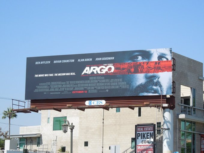 Happy Birthday - check out all these movie & TV billboards with the actor