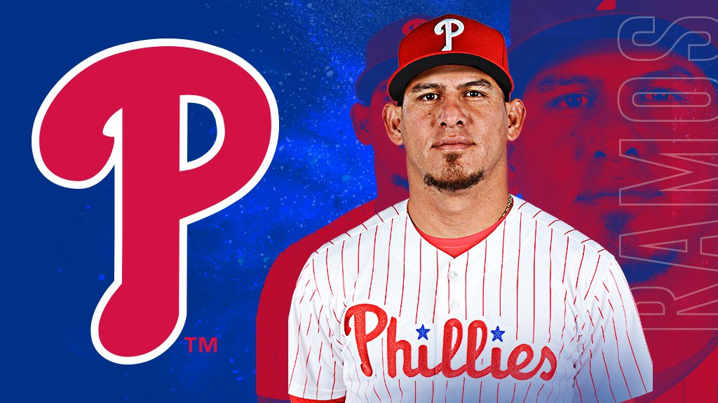 Philadelphia Phillies's photo on Wilson Ramos