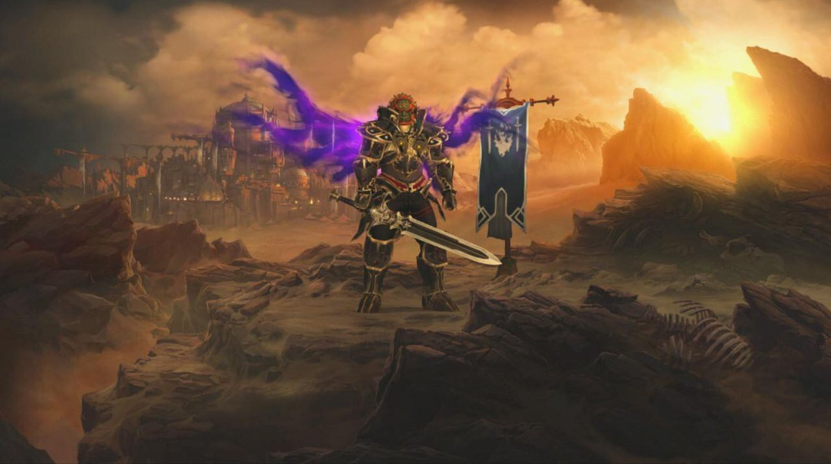 Diablo III leaks for the Switch, out later this  year https://t.co/LXT8wlLjPe