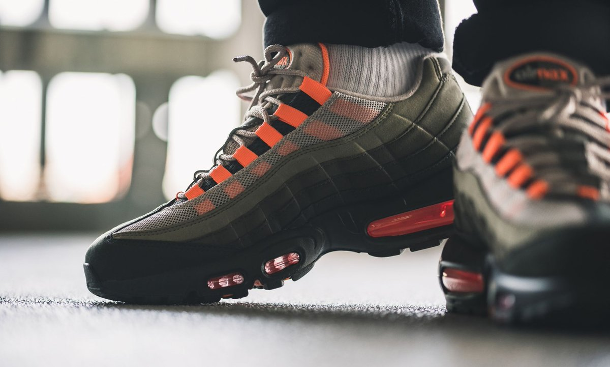newest b10da 63d7b france foot locker herre nike air max 95 c9fa1 23cbc