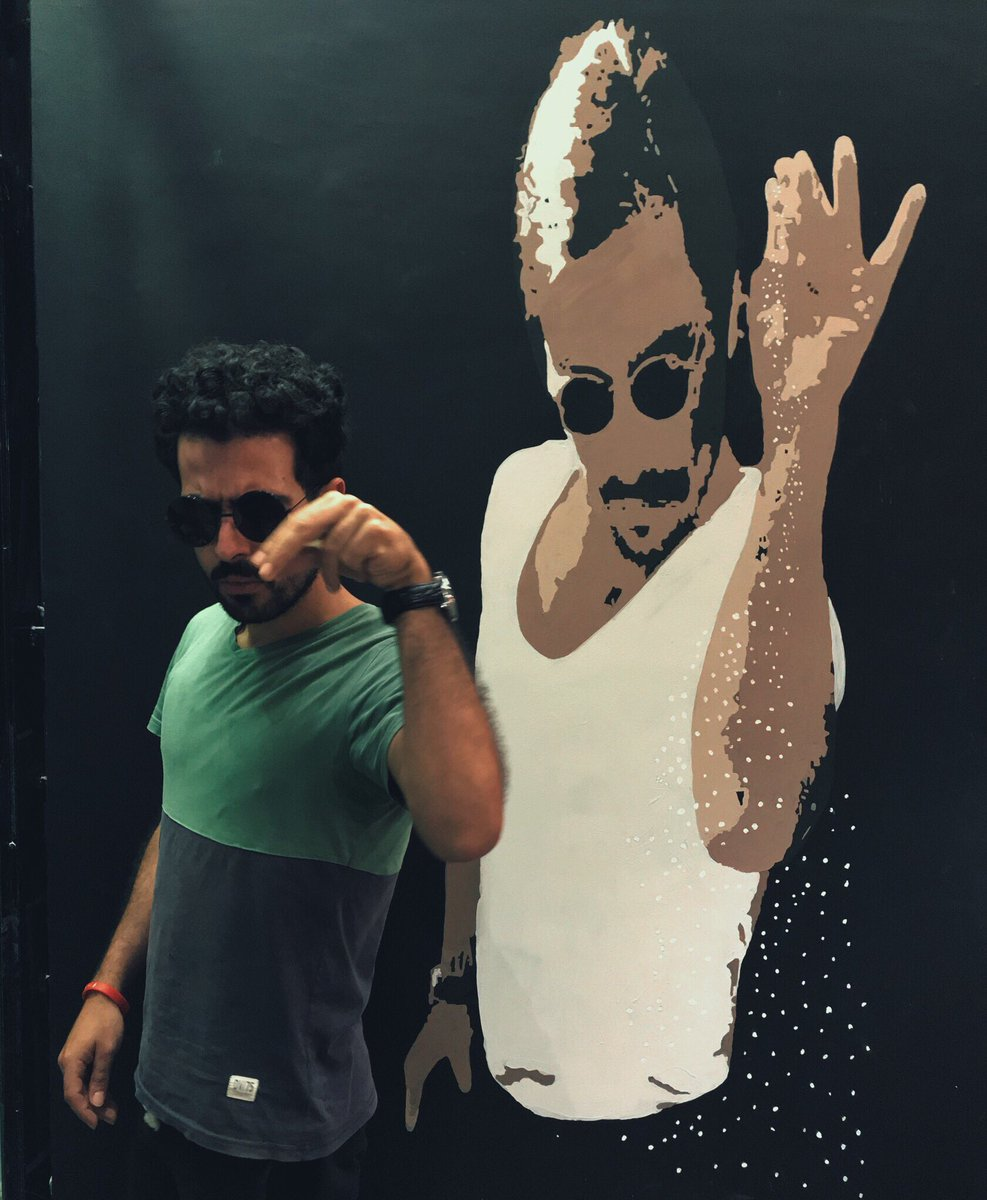 "My latest mural for ""nusret"" #saltbae   Hope you like it <br>http://pic.twitter.com/3ojmbszLx5"