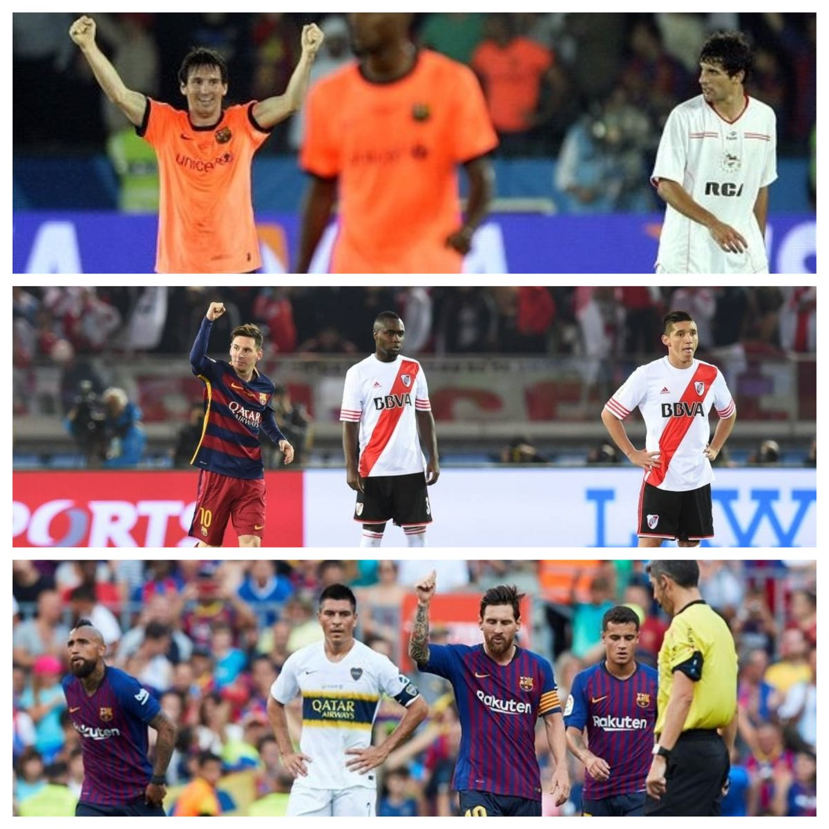 Rodrigo Amor's photo on Messi