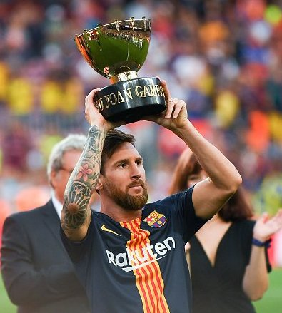 La Blaugraneta's photo on Messi