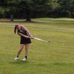 Image for the Tweet beginning: Shelby Ggolf battling Lexington today