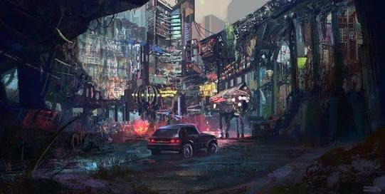 ok so I imagine the reboot&#39;s world is somewhat like a futuristic/cyberpunk society and the revolution  (rebel base?) is located on the outskirts/slum/bad part of town bc the presence of the law is almost none in those parts of the city <br>http://pic.twitter.com/vUXwuzdEhy