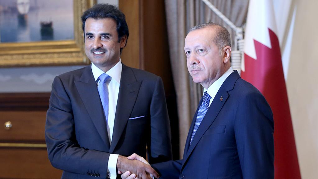 Le Qatar investit 15 milliards de dollars en Turquie https://t.co/zTcQUYxg8c