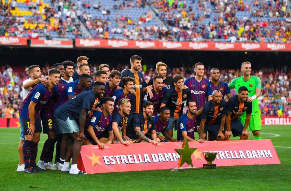 Dossier : Revue de l'effectif du Barça