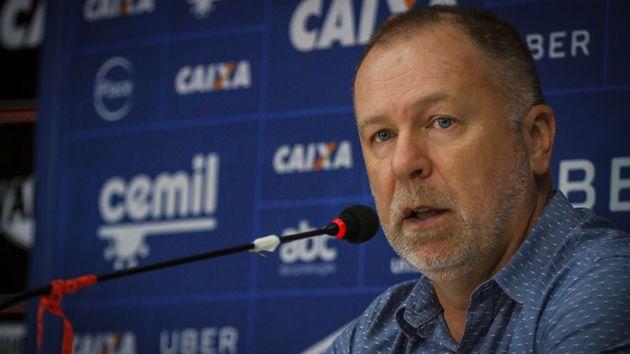 Mano elogia Fábio e diz que jogadores acreditavam em vaga encaminhada antes dos pênaltis  👉 https://t.co/FdOn10lXpv
