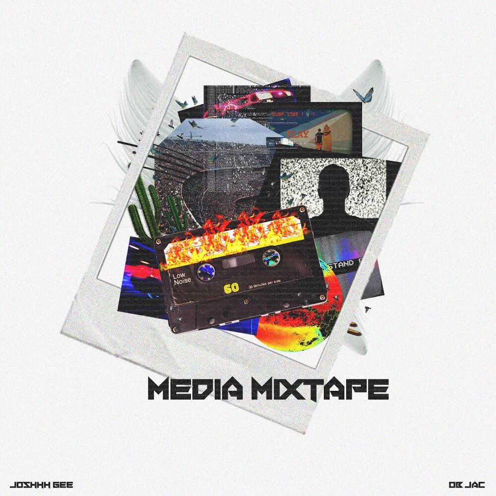 QUICK ANNOUNCEMENT The @media_mixtape podcast has a new design for our cover art ! Let me know why you guys think! Also shout out to @remzixtasholli as he is the artist behind our new design. Show his page some love as we appreciate him taking the time for us! <br>http://pic.twitter.com/xcJdAMhftv