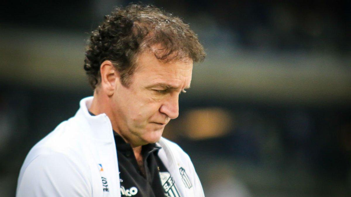 Zagueiro do Santos faz revelação dolorosa sobre lesão sofrida contra o Cruzeiro  👉 https://t.co/AvnZIYXbHp